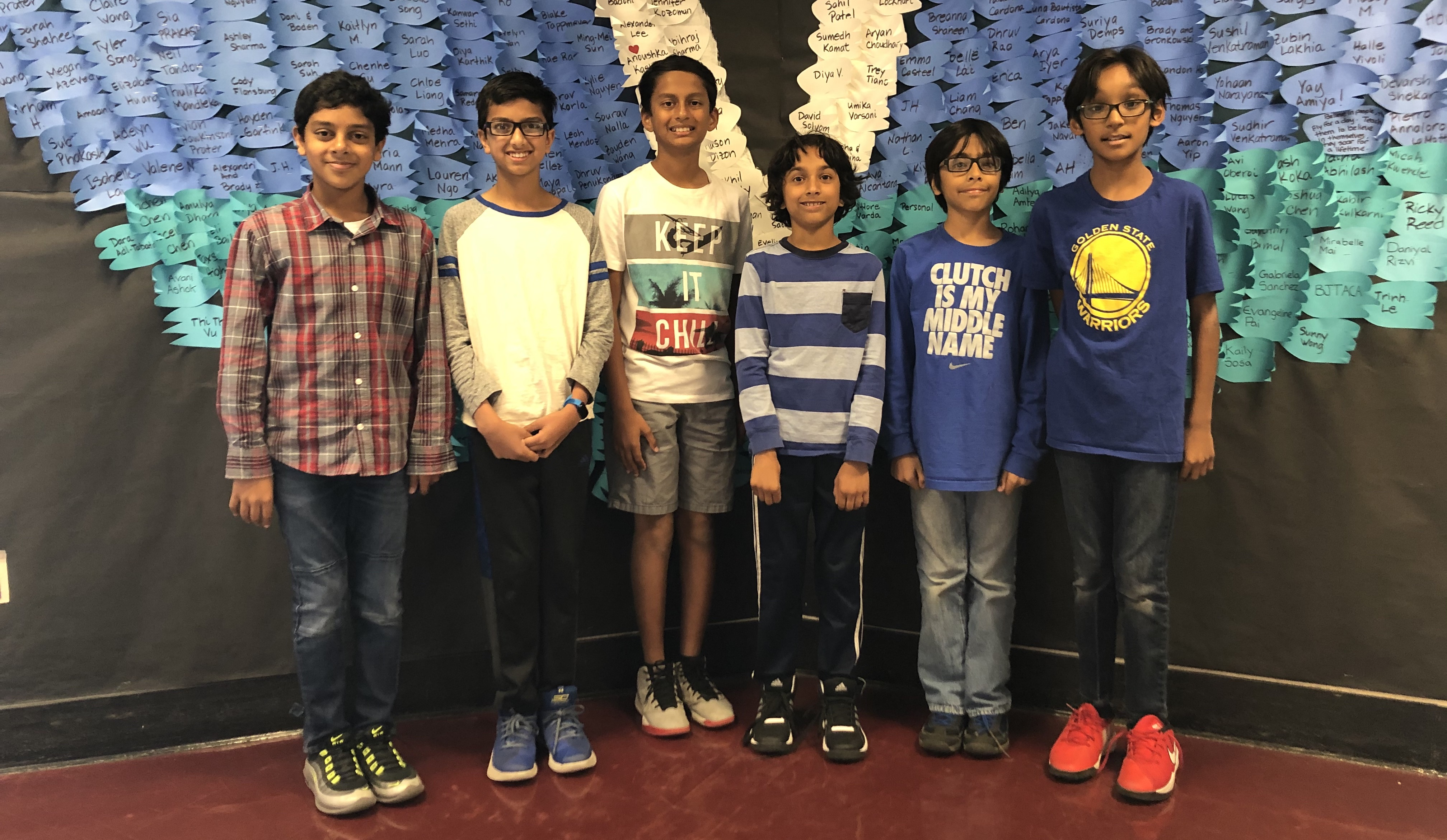 Battle of the Books Runners Up