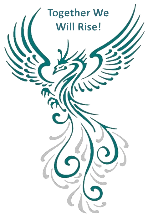 Teal Phoenix - Together We Will Rise!